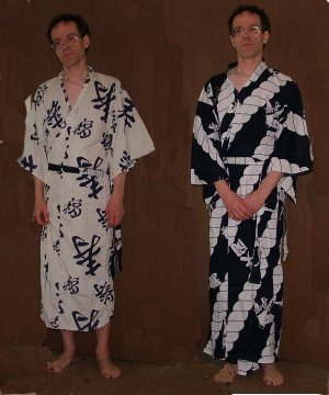 pic of two yukatas
